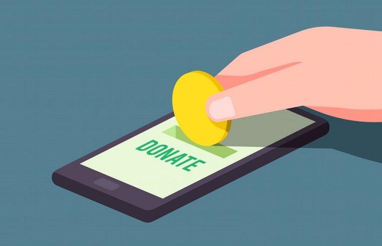 Si potranno donare bitcoin con carta di credito grazie a una startup italiana