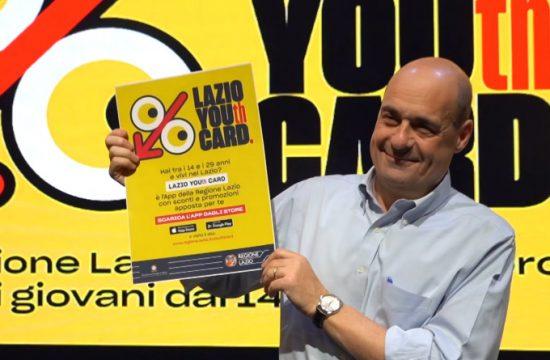 La Regione Lazio per i giovani