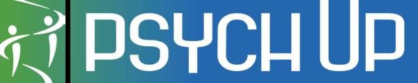 psych up logo del progetto erasmus finanziato dalla commissione europea