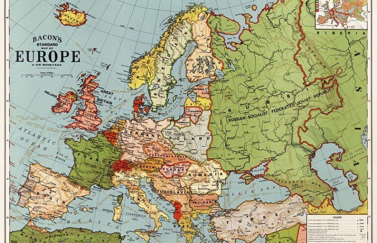 I valori comuni nell'Unione Europea