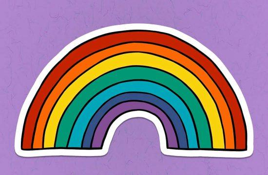 Un Arcobaleno che colora la nostra Scuola