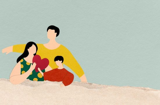 La separazione della coppia genitoriale